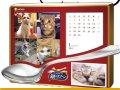 銀のスプーン オリジナルカレンダープレゼント プレゼント サムネイル